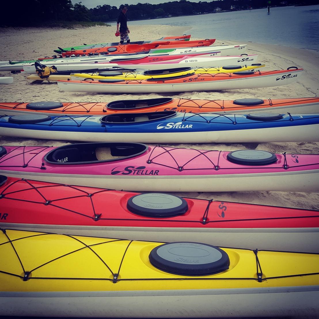 Stellar Sea Kayaks